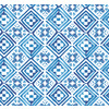 Ethnic Watercolour Tiles (Original)