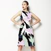 Tropical Blocks Muti (Dress)