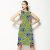 Ethnic With Geometric Patterns (Dress)