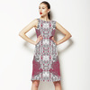 Abstract Cherry Blossom (Dress)
