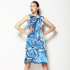 Blue Jacaranda (Dress)