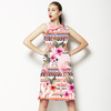 Flamingo Ethnic (Dress)