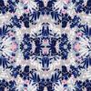 Kaleidoscope Floral (Original)