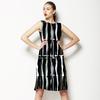 Ondulating Stripes I (Dress)