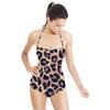 Arty Sketch Leopard (Swimsuit)