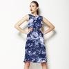 Shibori Flora (Dress)