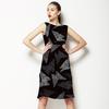 Origami Butterflies Black Art (Dress)
