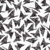 Origami Butterflies Black (Original)
