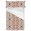 Geometrical Figures Pattern Design (Bed)
