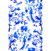 China Blue Oriental Birds With Branches (Original)