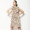 Light Color Animal Pattern Design (Dress)