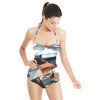 Abstract Painting Camo Seamless (Swimsuit)