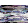 Abstract Mountains Clouds Grass Futuristic Ombre (Original)