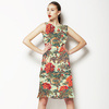 Floral Snake (Dress)