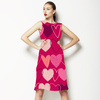 Love Hearts Stripe (Dress)