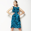 Blue Garden (Dress)