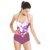 Abstract Textures Placement (Swimsuit)
