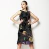 Shiny Circles in the Dark (Dress)