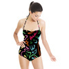Hand Painted Color (Swimsuit)