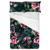 Photographic Floral - Distressed Pink Roses (Bed)