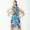 Holographic Abstract (Dress)