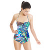 Holographic Abstract (Swimsuit)