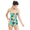 Tropical Leaves (Swimsuit)