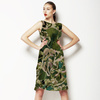 Floral Camouflage (Dress)