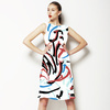 Abstract Art Strokes (Dress)