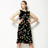 Hand Painted Cactus (Dress)