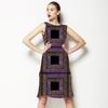 Retro Geometric (Dress)