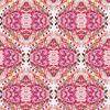 Pink Damask Paisley (Original)